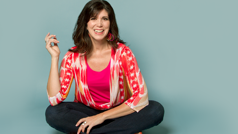 Jill Pagano has 30 years in the wellness industry as a trainer, educator, and author.