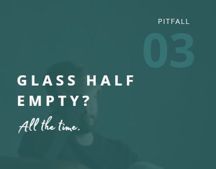 Is Your Glass Half-Empty, All the Time?
